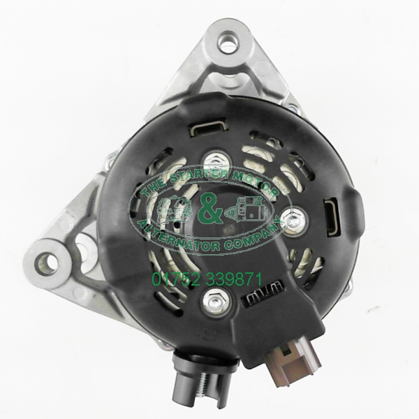 ford kuga 120 amp alternator 2 0 tdci 2008 on a2814. Black Bedroom Furniture Sets. Home Design Ideas